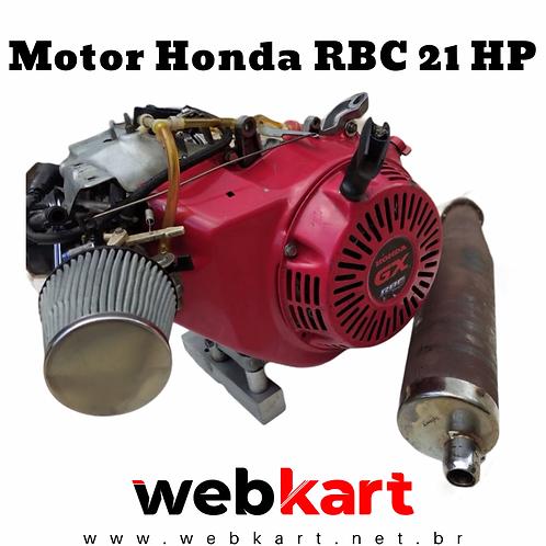 Motor Honda RBC 21HP