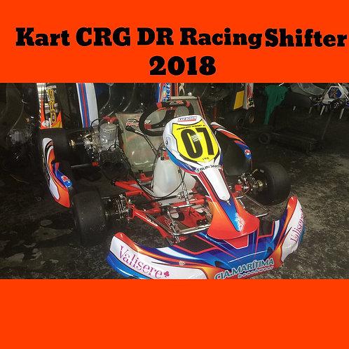 Kart CRG Dr Racing Shifter 2018