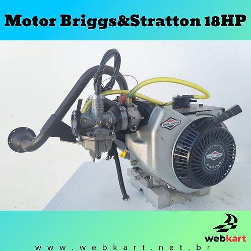 Motor Briggs&Stratton F4 18HP