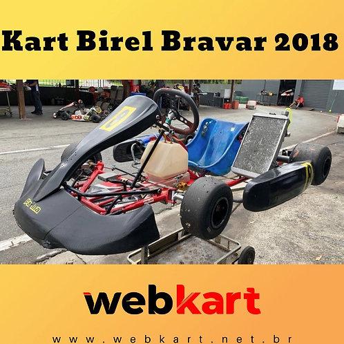 Kart Birel Bravar 2018, Com motor My10