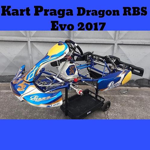 Kart Praga RBS Dragon Evo 2017