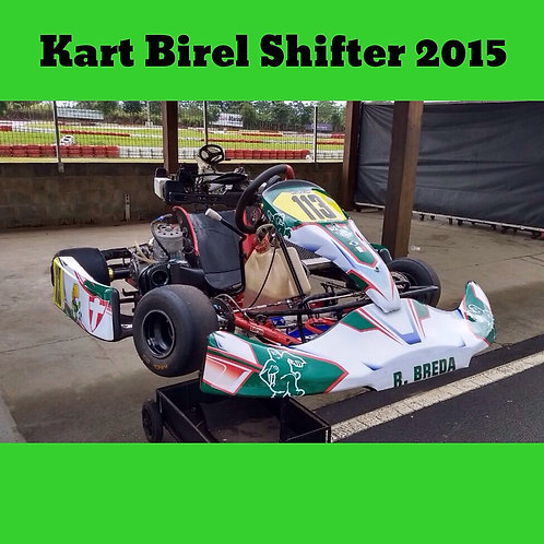 Kart Birel Shifter 2015