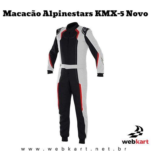 Macacão Alpinestars KMX-5 Novo