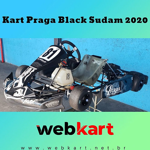 Kart Praga Black Sudam 2020