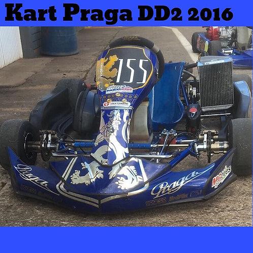 Kart Praga DD2 2016