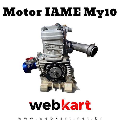 Motor IAME My10