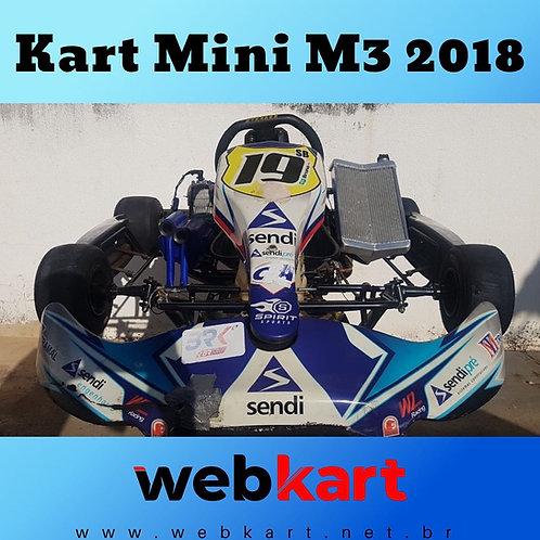 Kart Mini M3 2018