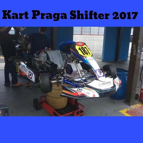 Kart Praga Shifter 2017