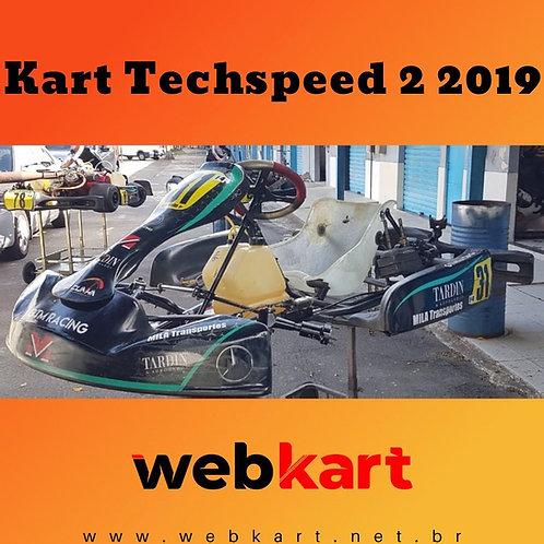 Kart Techspeed 2 2019