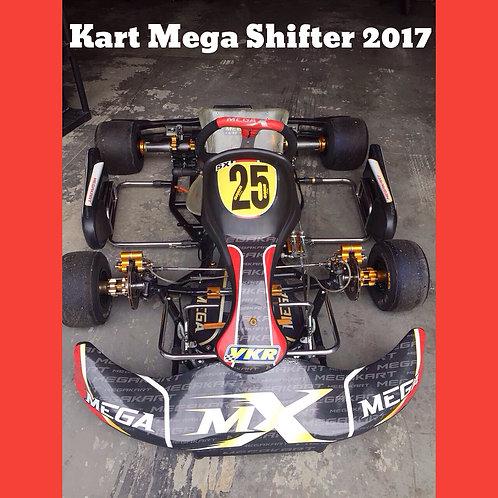 Kart Mega Shifter 2017