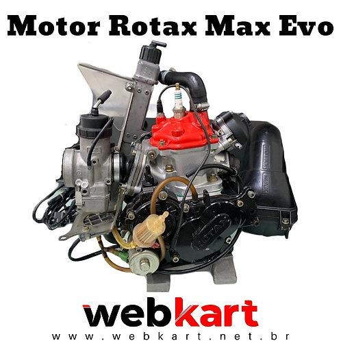 Motor Rotax Max Evo Completo