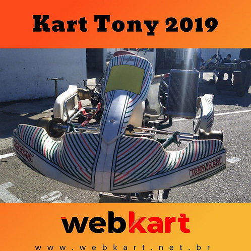 Kart Tony 2019