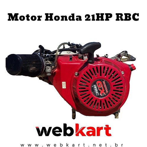 Motor Honda 21HP RBC Completo