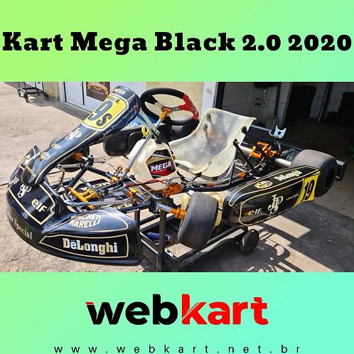 Kart Mega Black 2.0 2020