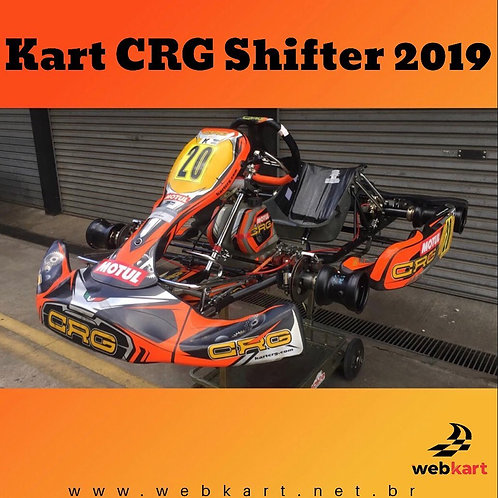Kart CRG Shifter 2019