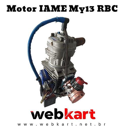 Motor IAME MY13 RBC