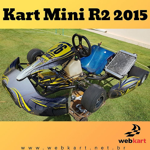 Kart Mini R2 2015
