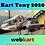 Thumbnail: Kart Tony 2020, Com Motor My10 com válvula