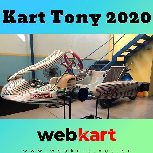 Kart Tony 2020, Com Motor My10 com válvula