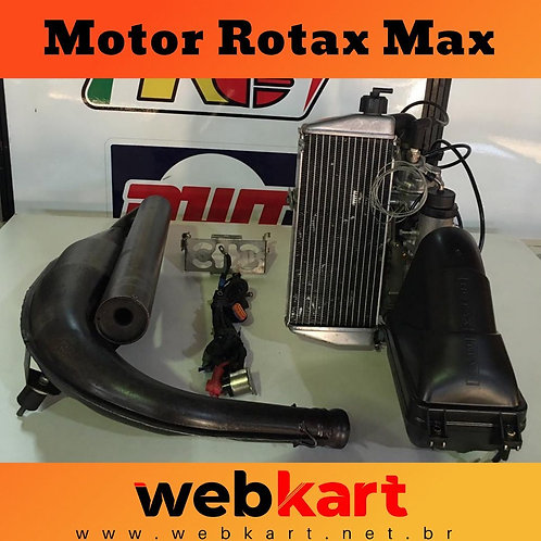 Motor Rotax Max Completo