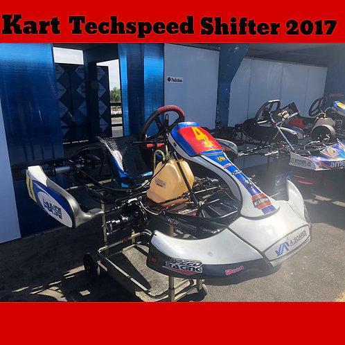 Kart Techspeed Shifter 2017