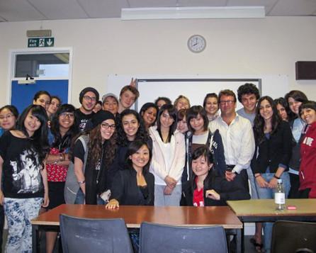 International School of Creative Arts 2005
