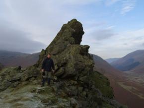 Robert in Cumbria 2005