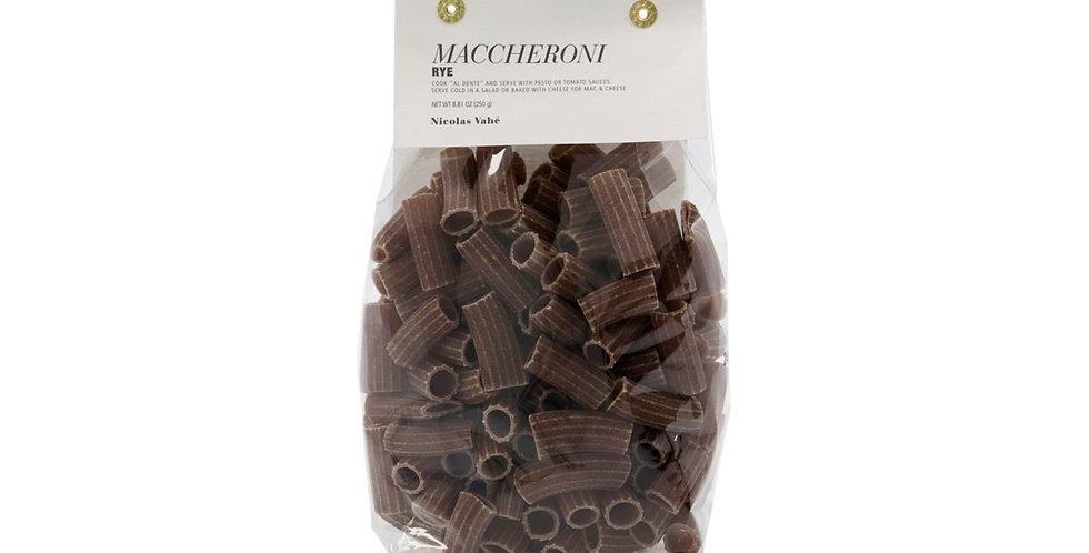 Maccheroni mit Roggen