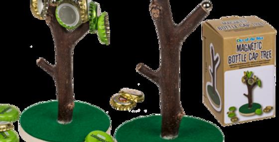 Magnetischer Kronkorkensammler, Baum