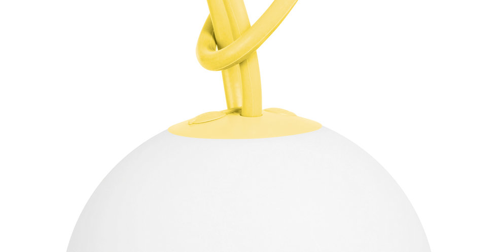 Fatboy Bolleke Sphärische Lampe, Gelb