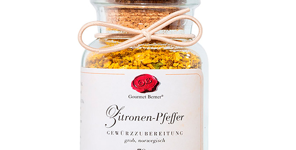 Zitronenpfeffer - Gourmet Berner