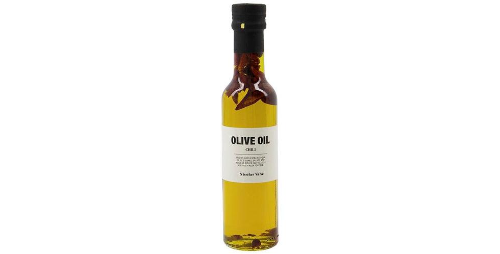 Olivenöl, Chilli