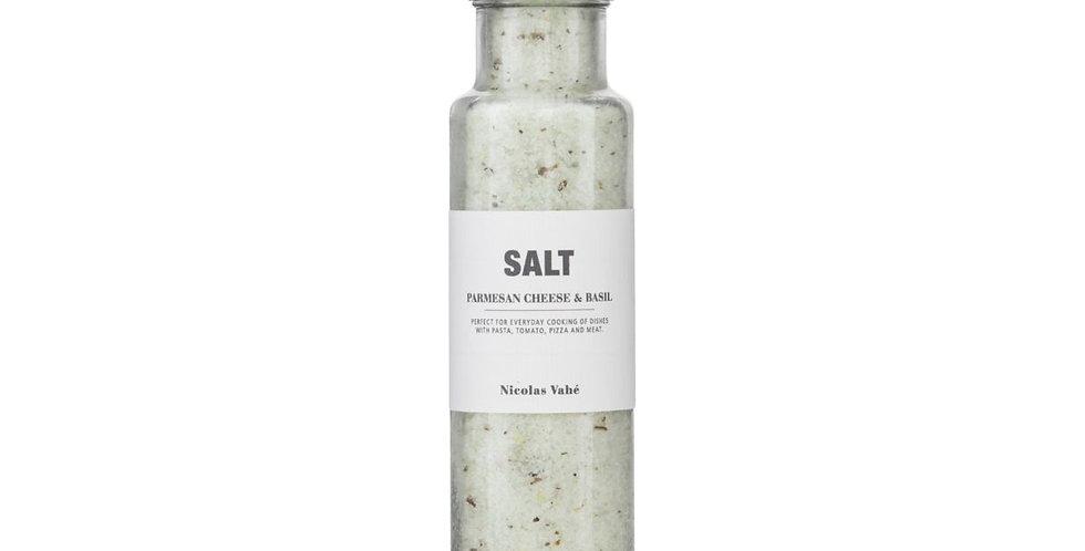 Salz, Parmesan Cheese + Basil
