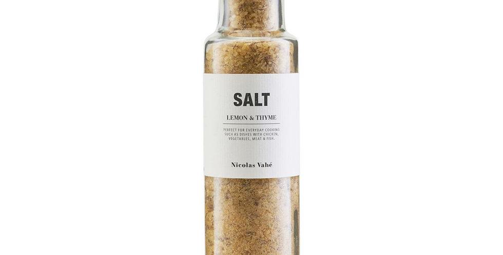 Salz, Lemon + Thyme