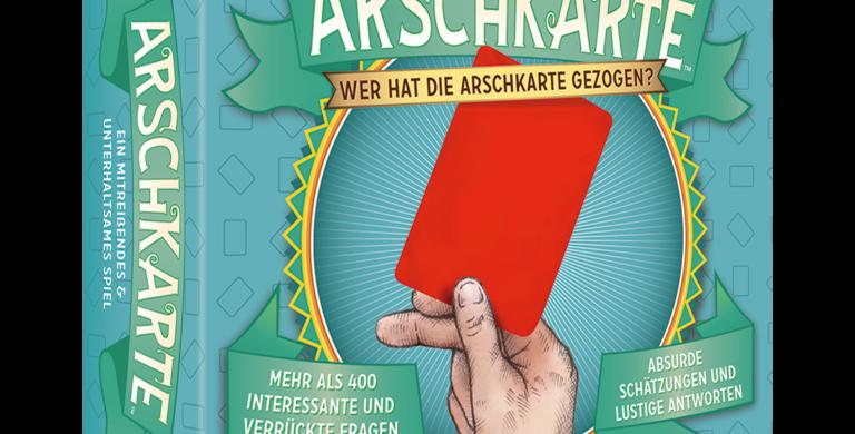 Spiel - Arschkarte