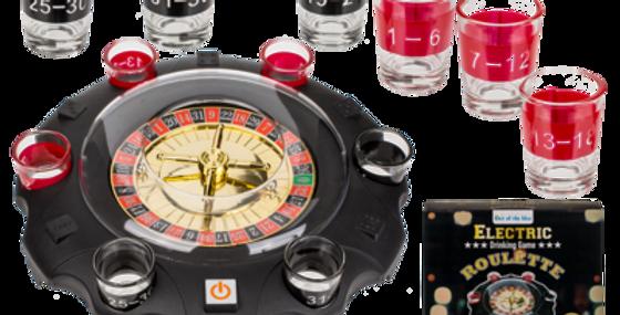 Elektronisches Trinkspiel, Roulette