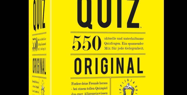 Spiel - Jippijaja Quiz – Original