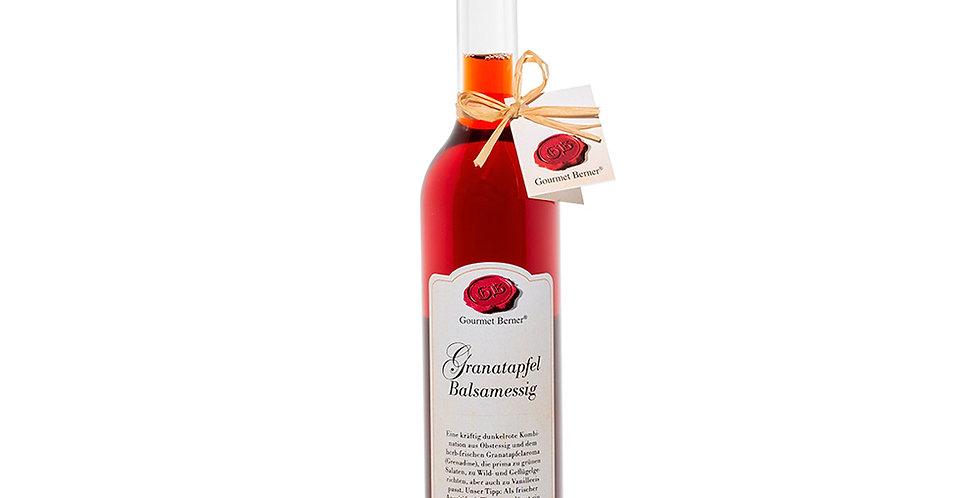Granatapfelbalsamessig - Gourmet Berner