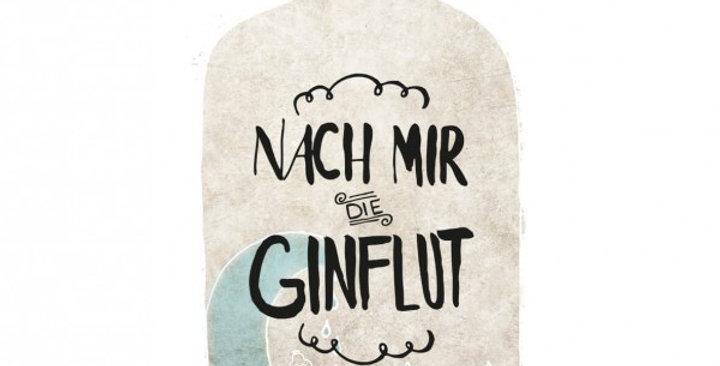 """Servietten """"Ginflut"""""""