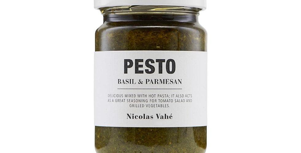 Pesto, Basil + Parmesan
