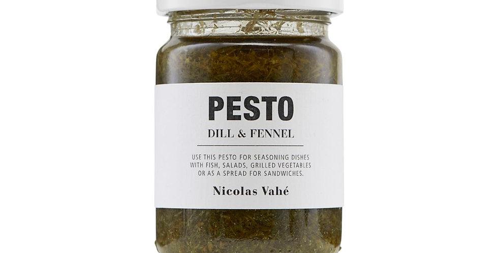 Pesto, Dill + Fennel