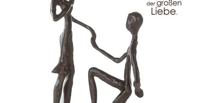 """Design Skulptur """"Hochzeit"""""""