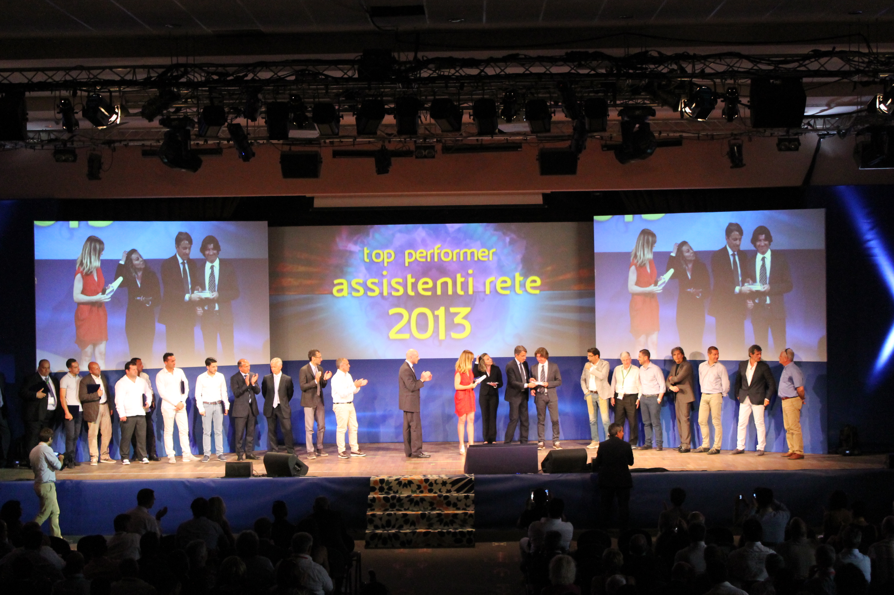 Convention ENI Gestori - 2014