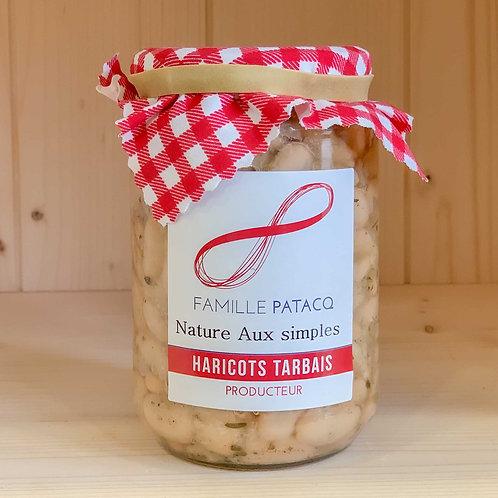 "Haricots Tarbais ""nature aux simples"" (730g)"
