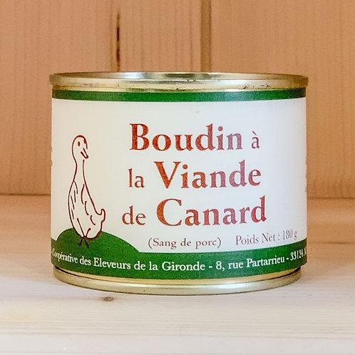 Boudin à la Viande de Canard (180g)