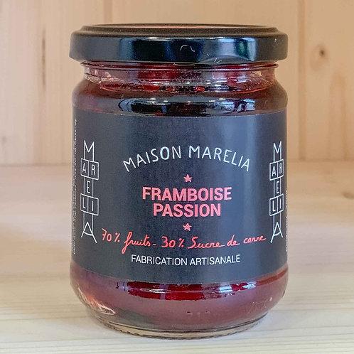 Confiture Framboise Passion (250g)