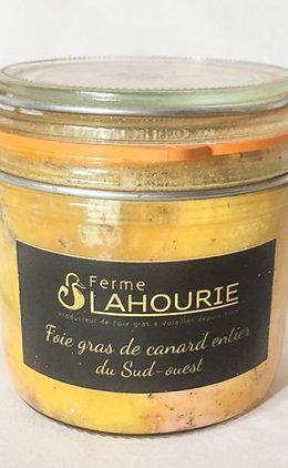 Foie gras de canard ENTIER (300g)