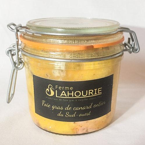 Foie gras de canard ENTIER (180g)