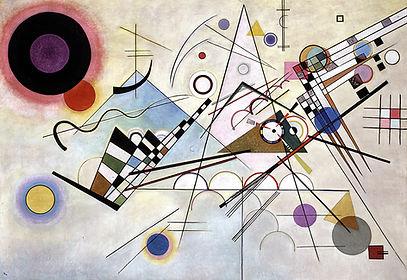 Composition VIII - Vassily Kandinsky