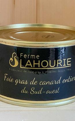 Foie gras de canard ENTIER (165g)